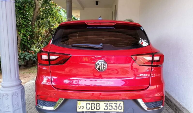 Used MG ZS 2018 full